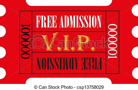 Admission panda free images. Tickets clipart entry