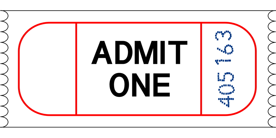 Guide to event sales. Tickets clipart train ticket