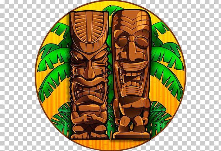 Tiki clipart culture. Bar united states hawaiian