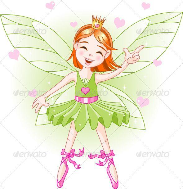 Tinkerbell clipart green fairy. Little purple in