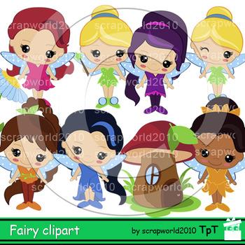Tinkerbell clipart house. Fairy digital