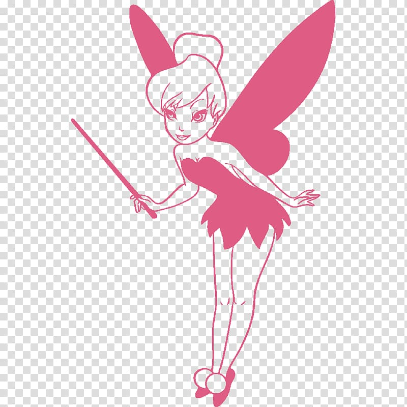 Tinkerbell clipart pink. Fairy tinker bell drawing