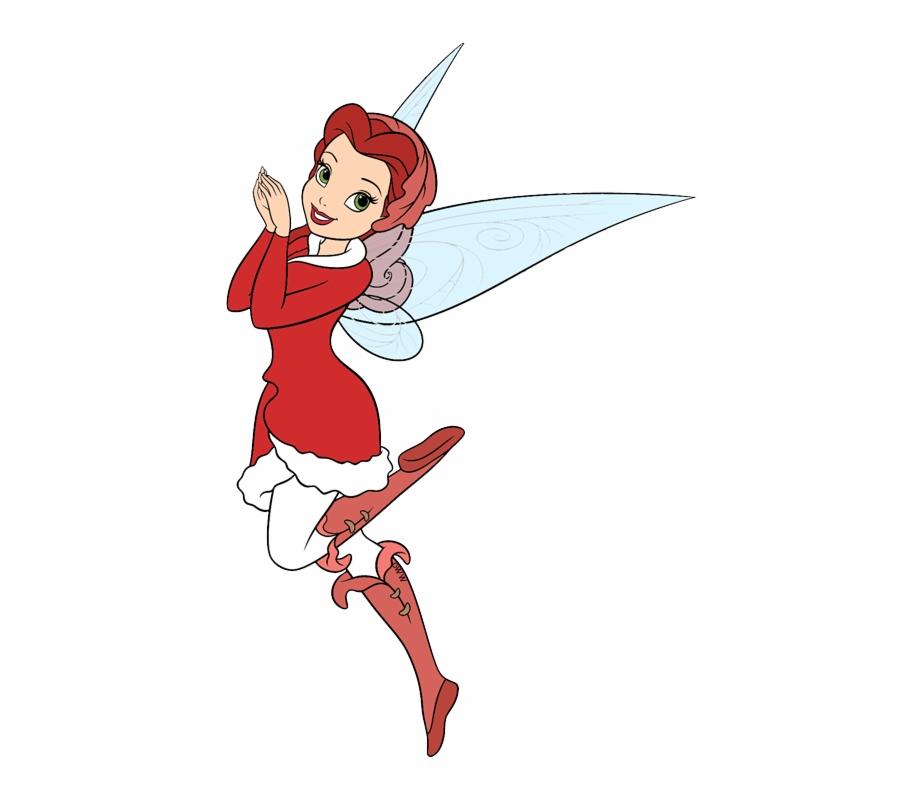 Fairies disney transparent png. Tinkerbell clipart winter