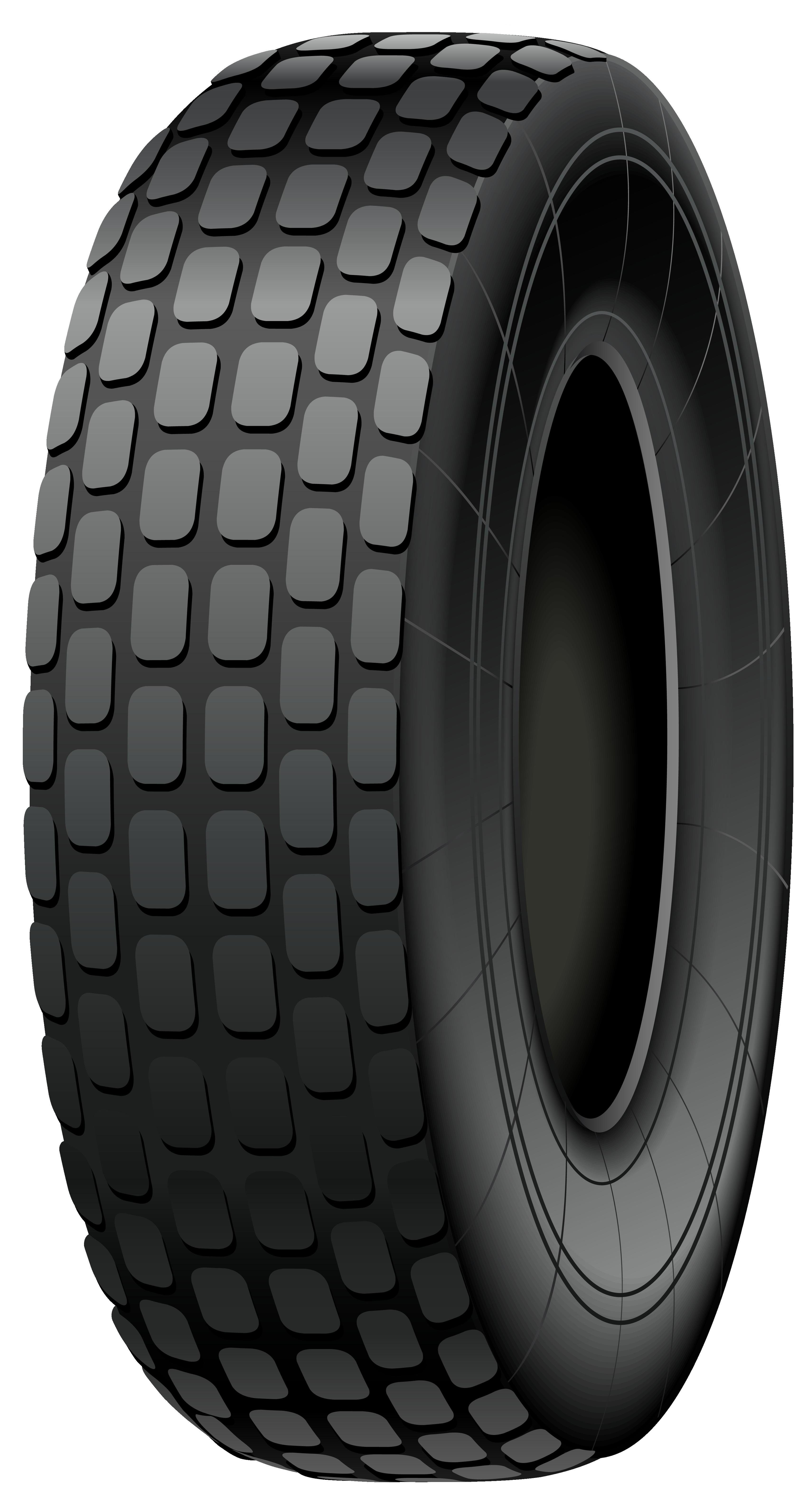 Wheel clipart spare tire. Black png clip art