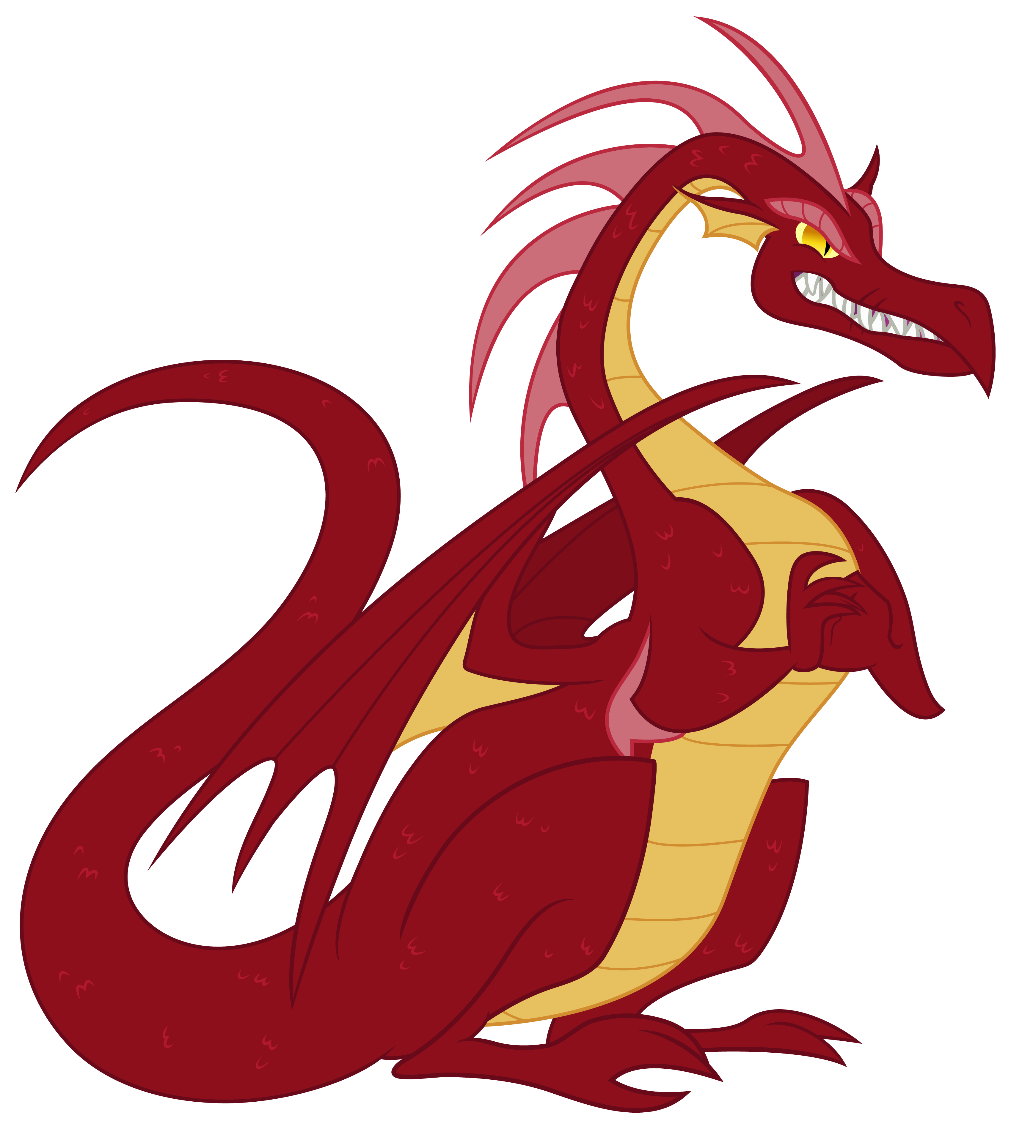 Tired clipart dragon. Mlp by mihaaaa d