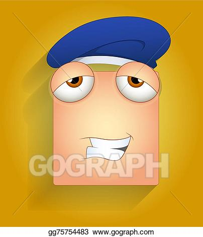Eps vector eye smiley. Tired clipart fast