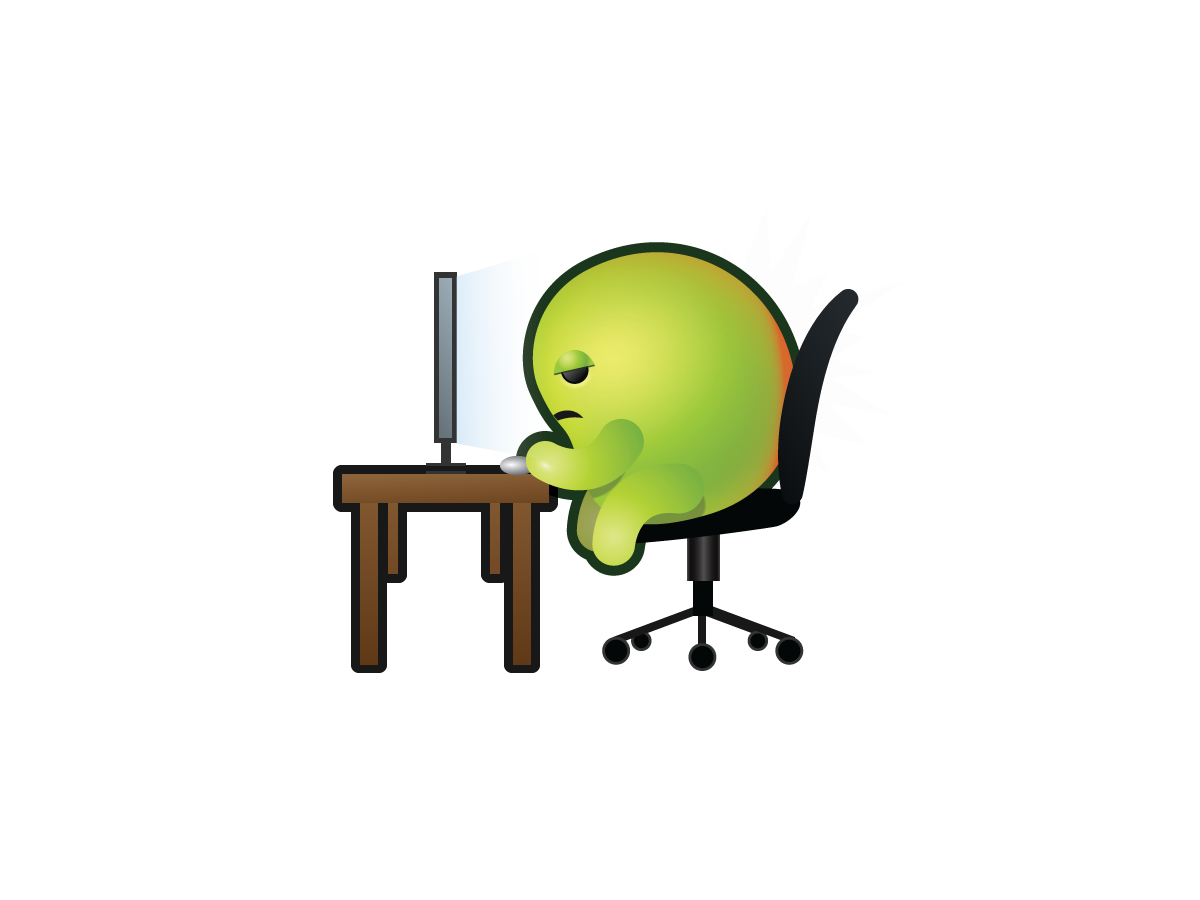 Are you burnt out. Tired clipart lack energy