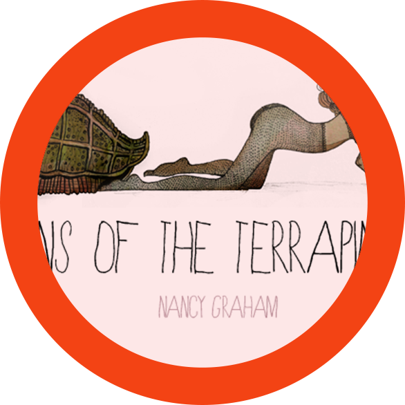 Stations of the terrapin. Tired clipart languid