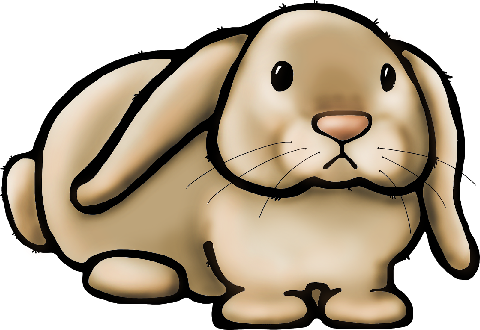 Tired clipart rabbit. Free bunny clip art