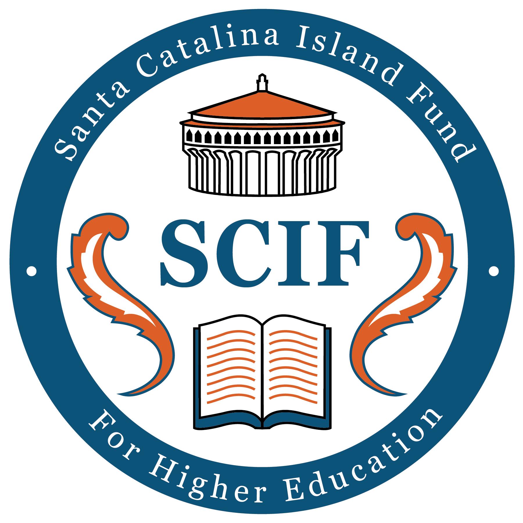 Tired clipart school fund. Scif santa catalina island