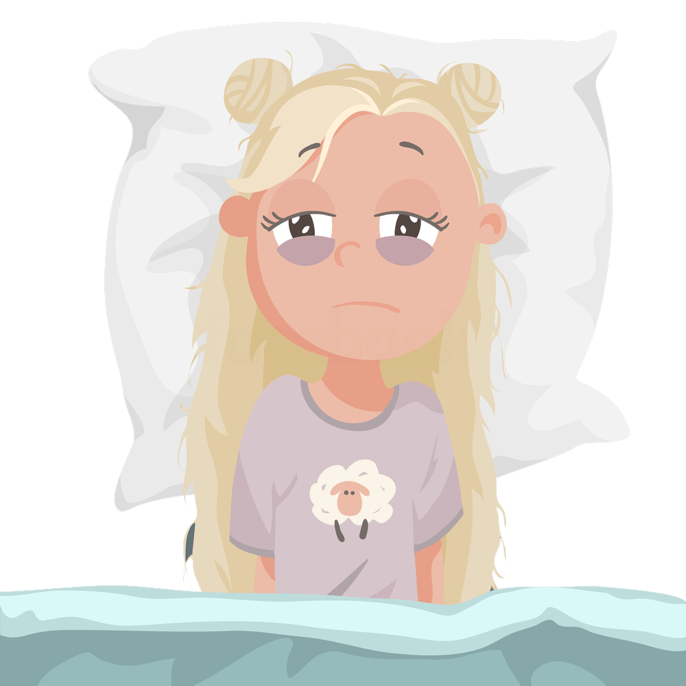 Tired clipart sleepiness. Recognizing treating insomnia according