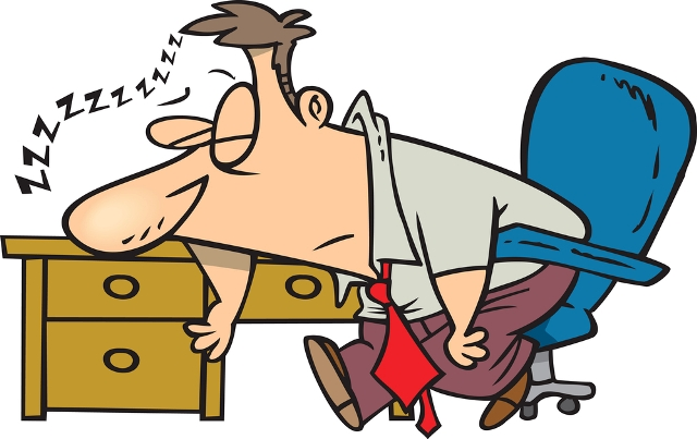 Why am still after. Tired clipart sleepiness