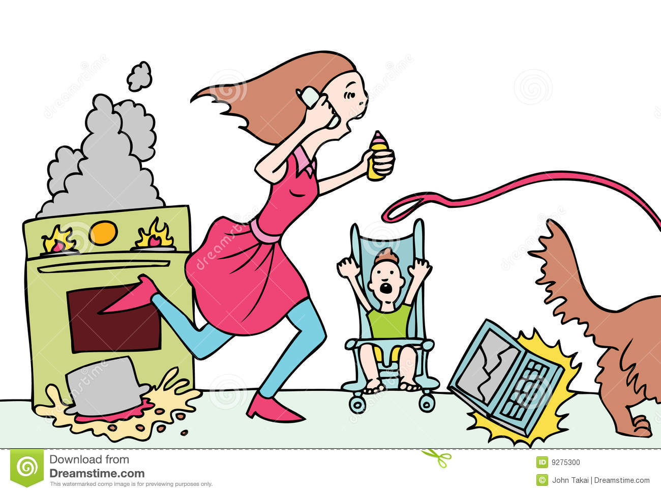 Tired clipart tired parent. Mom portal