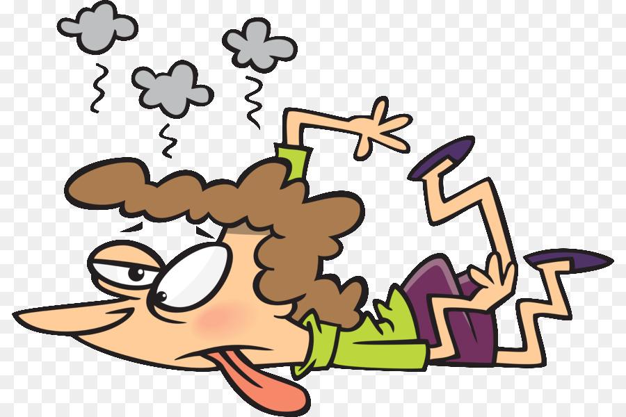 Tired clipart tiredness. Woman cartoon sleep transparent