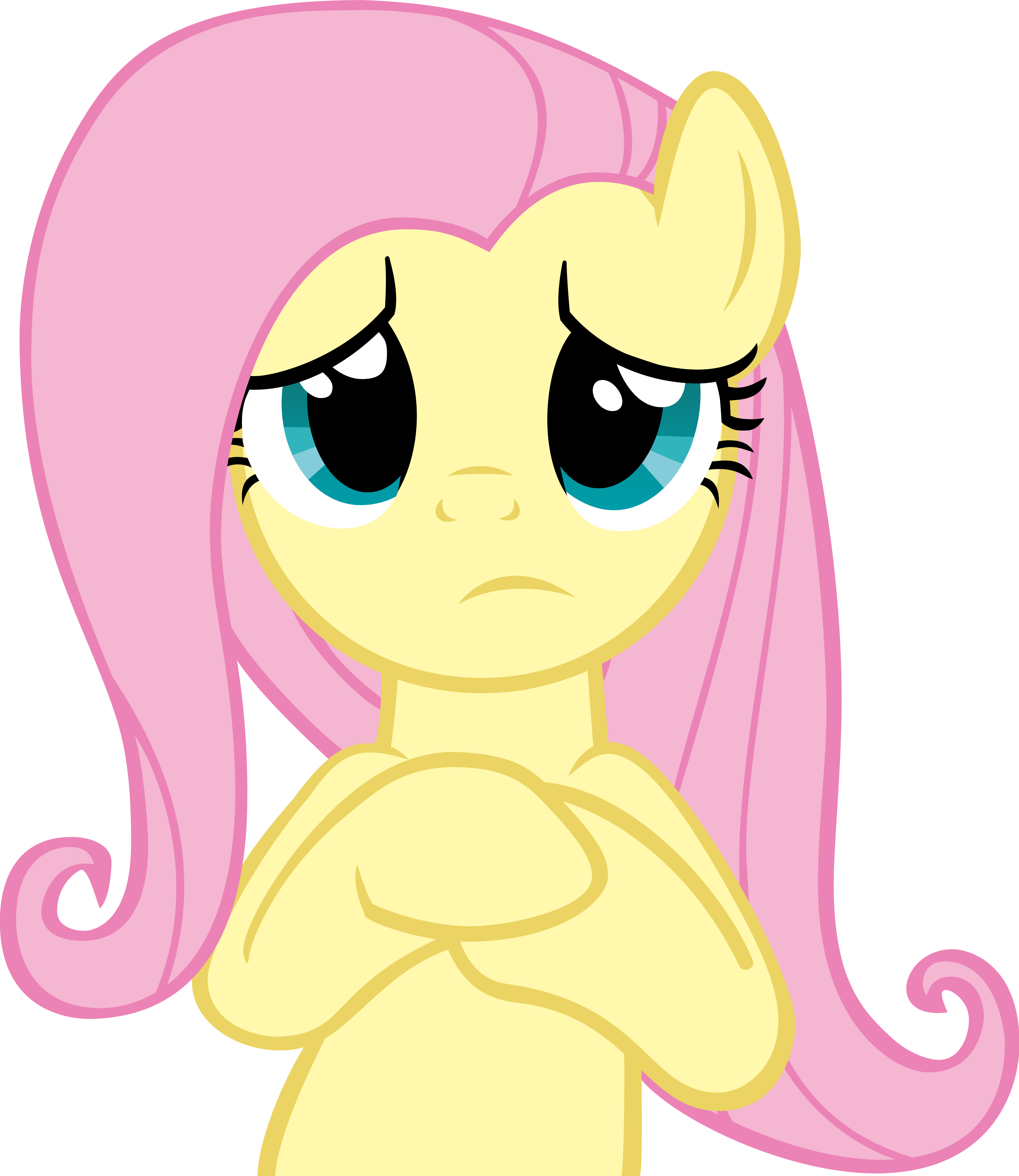 My nationalist pony image. Tired clipart unhappy