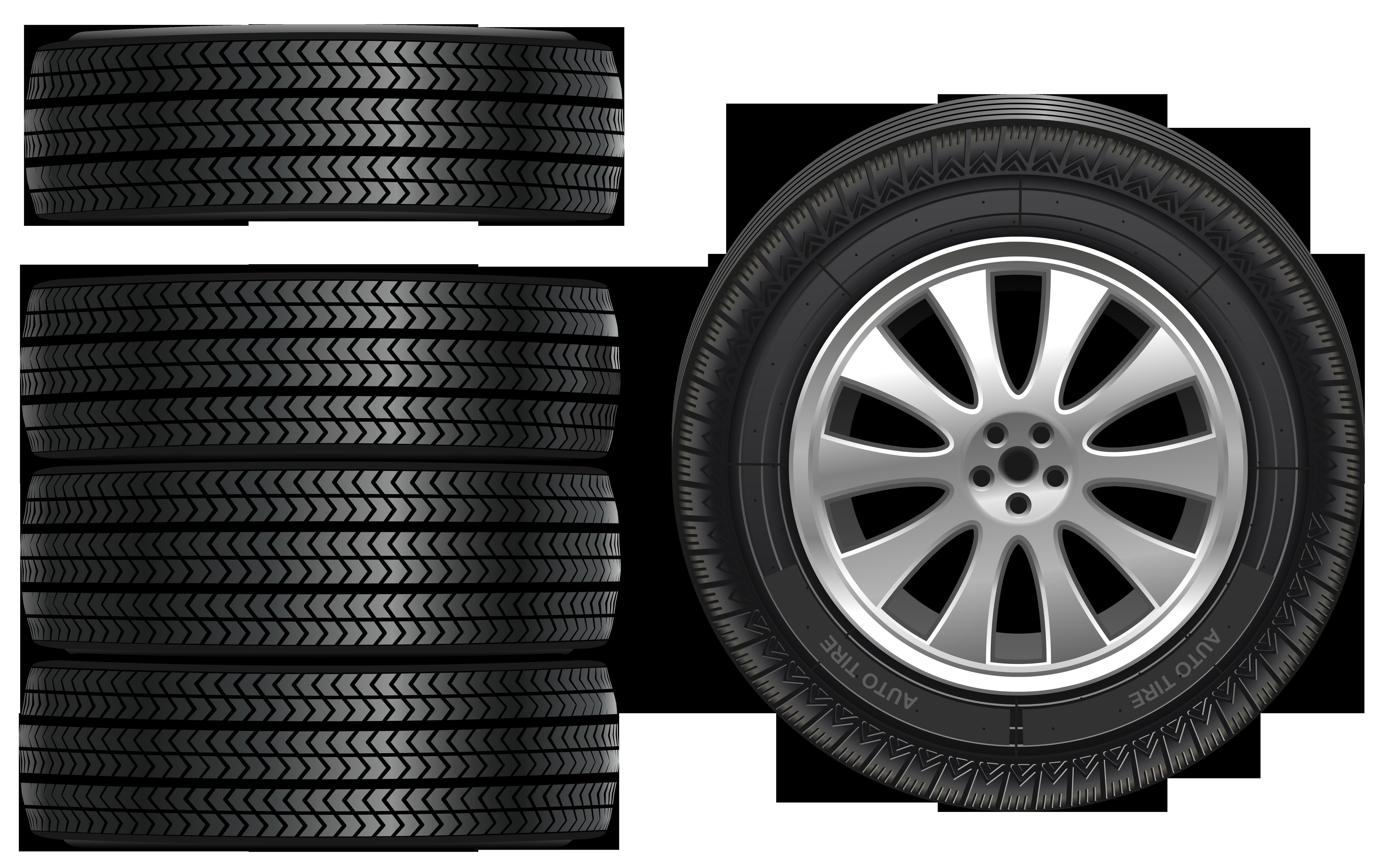 Png clip art best. Tires clipart