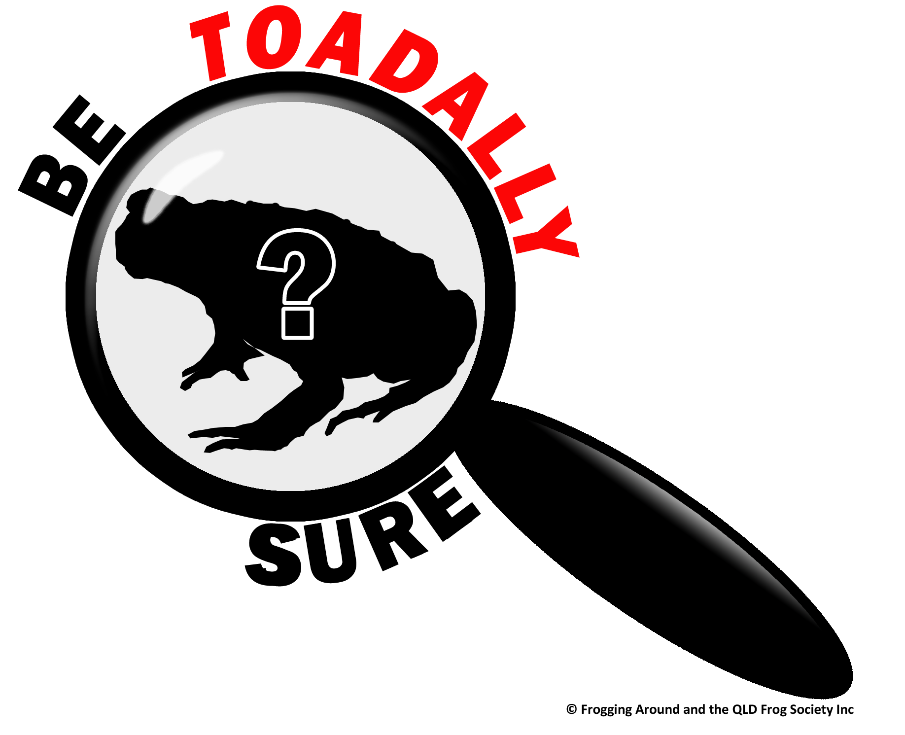 Qld frog society inc. Toad clipart cane toad