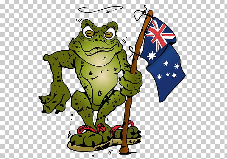 Toads in australia frog. Toad clipart cane toad
