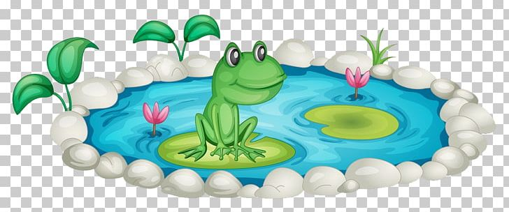 Toad clipart frog pond. Png animals cartoon clip