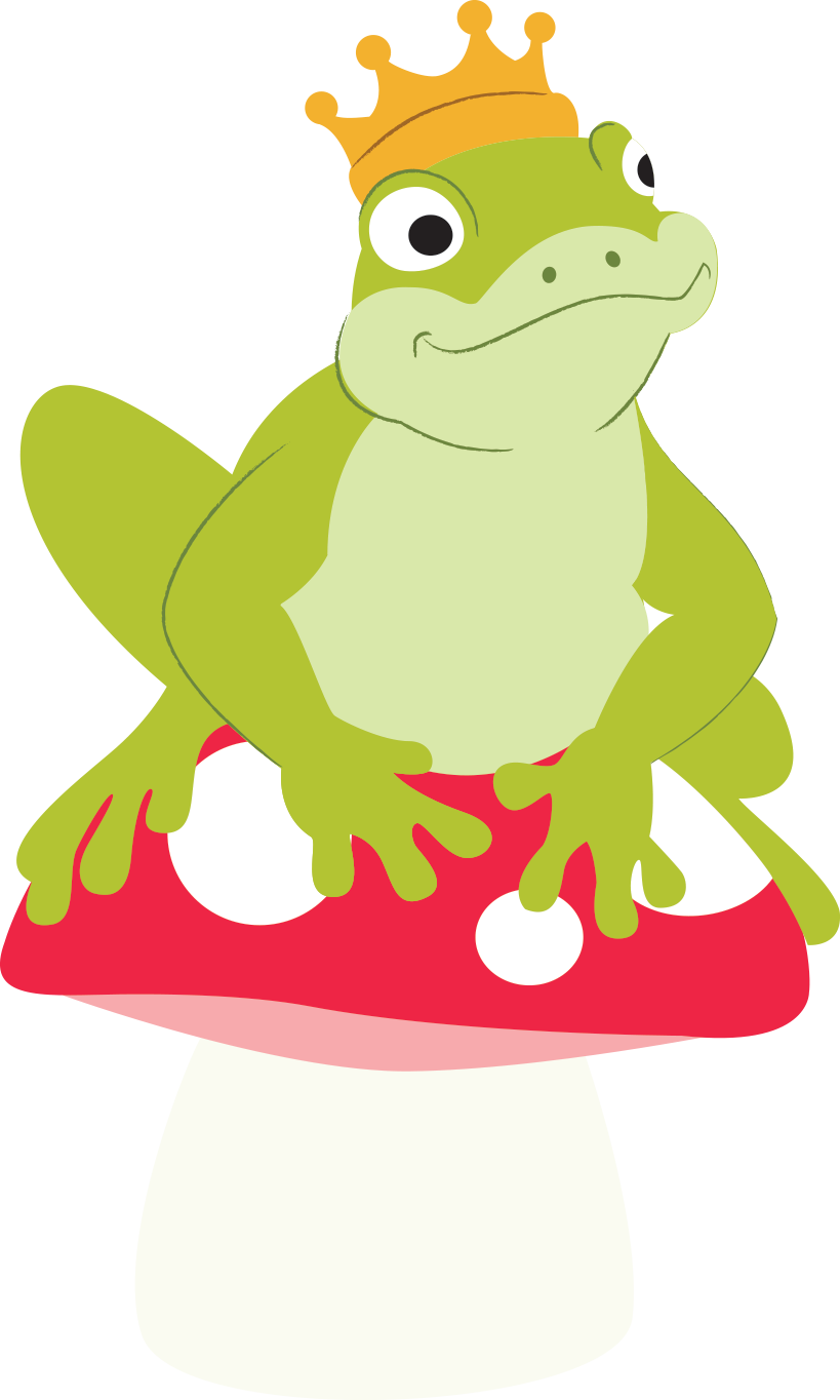 Toad clipart frog prince. The tree clip art