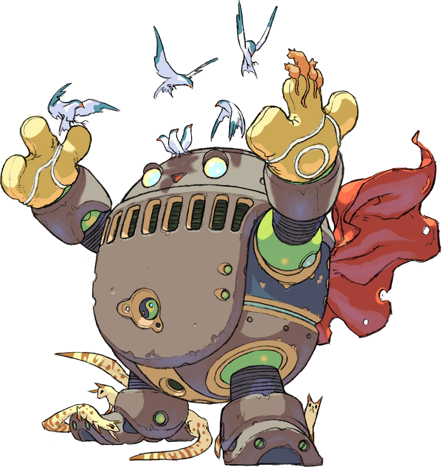 Toad clipart magic spell. Ershin breath of fire