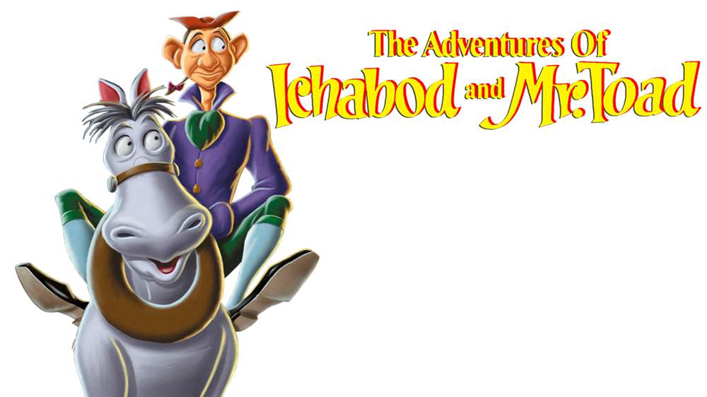 The adventures of ichabod. Toad clipart mr toad