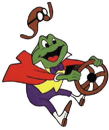 Toad clipart mr toad. S wild ride mobility