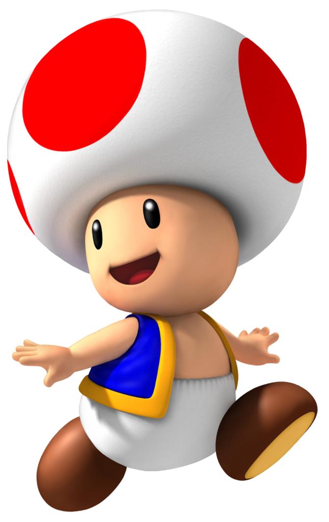 New super mario world. Toad clipart skippy