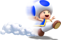 Toad clipart skippy. Secondary characters that are