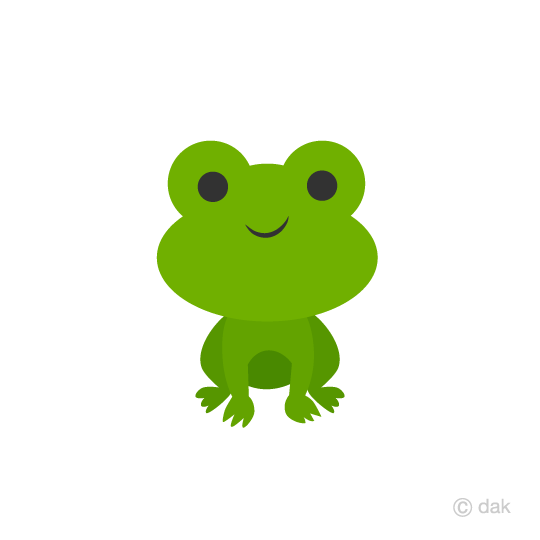 . Toad clipart small frog