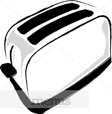 Cooking images . Toaster clipart