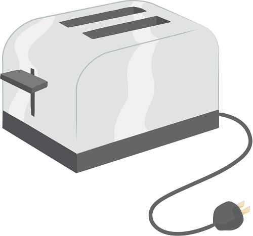 Station . Toaster clipart