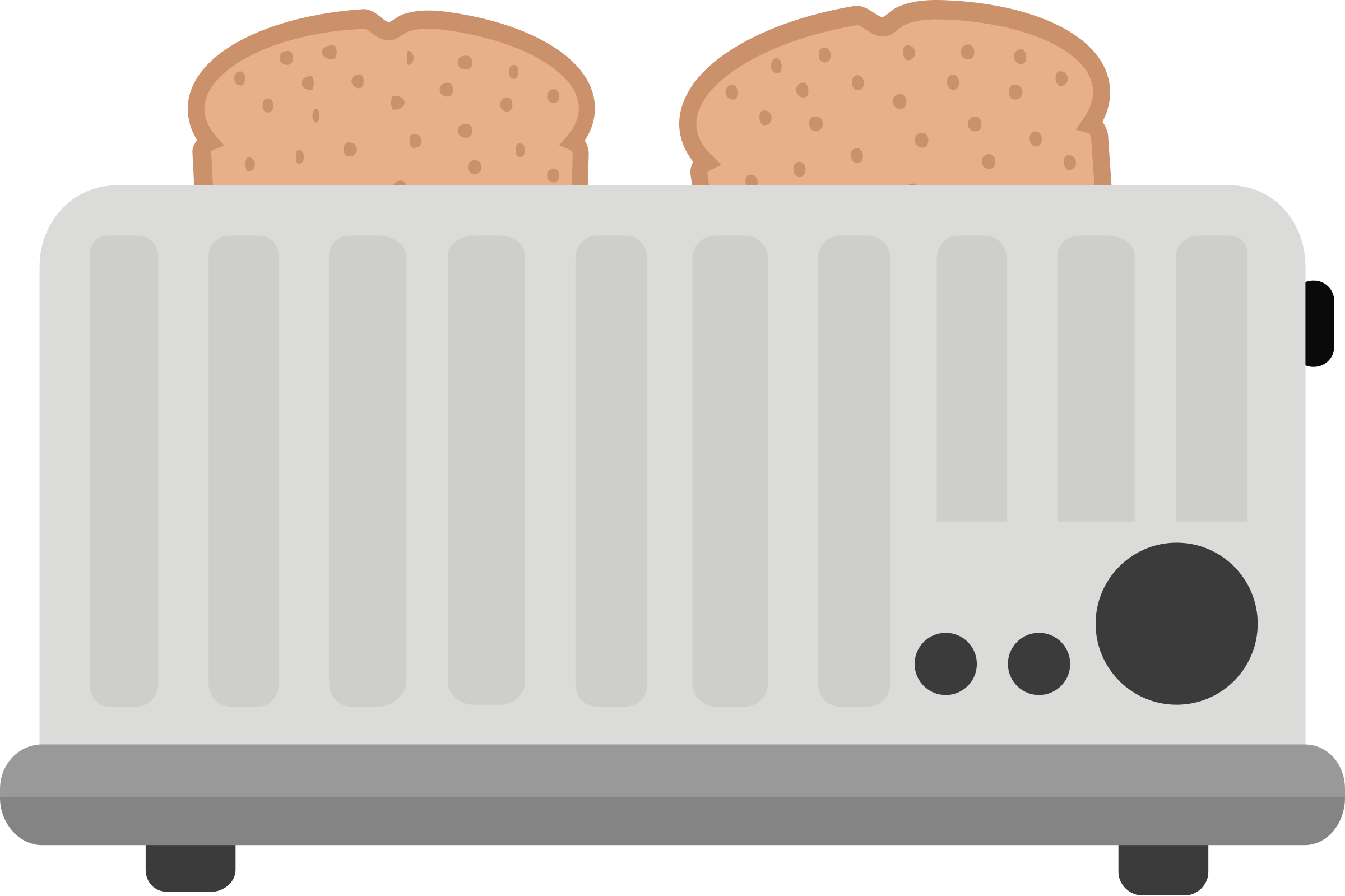 Waffle clipart toaster. With toast big image