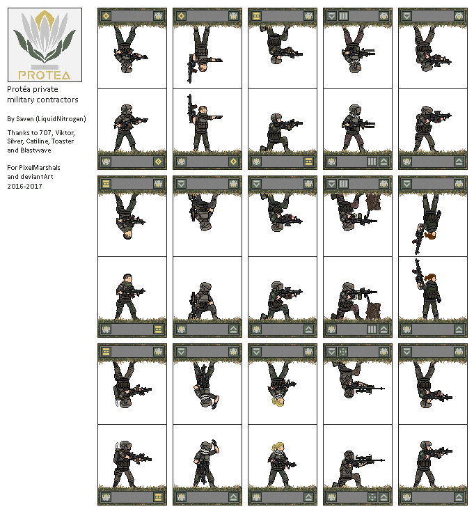 Protea infantry sheet by. Toaster clipart generic