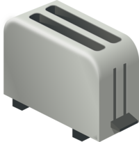 Toaster clipart generic. Transparent amazon image sink