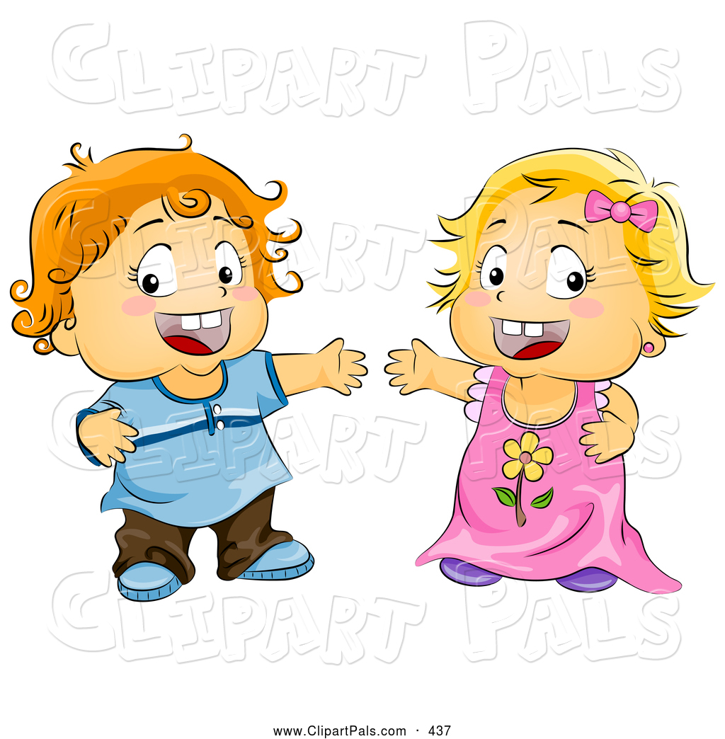 Toddler clipart.  collection of cute
