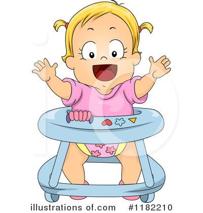 Illustration by bnp design. Toddler clipart