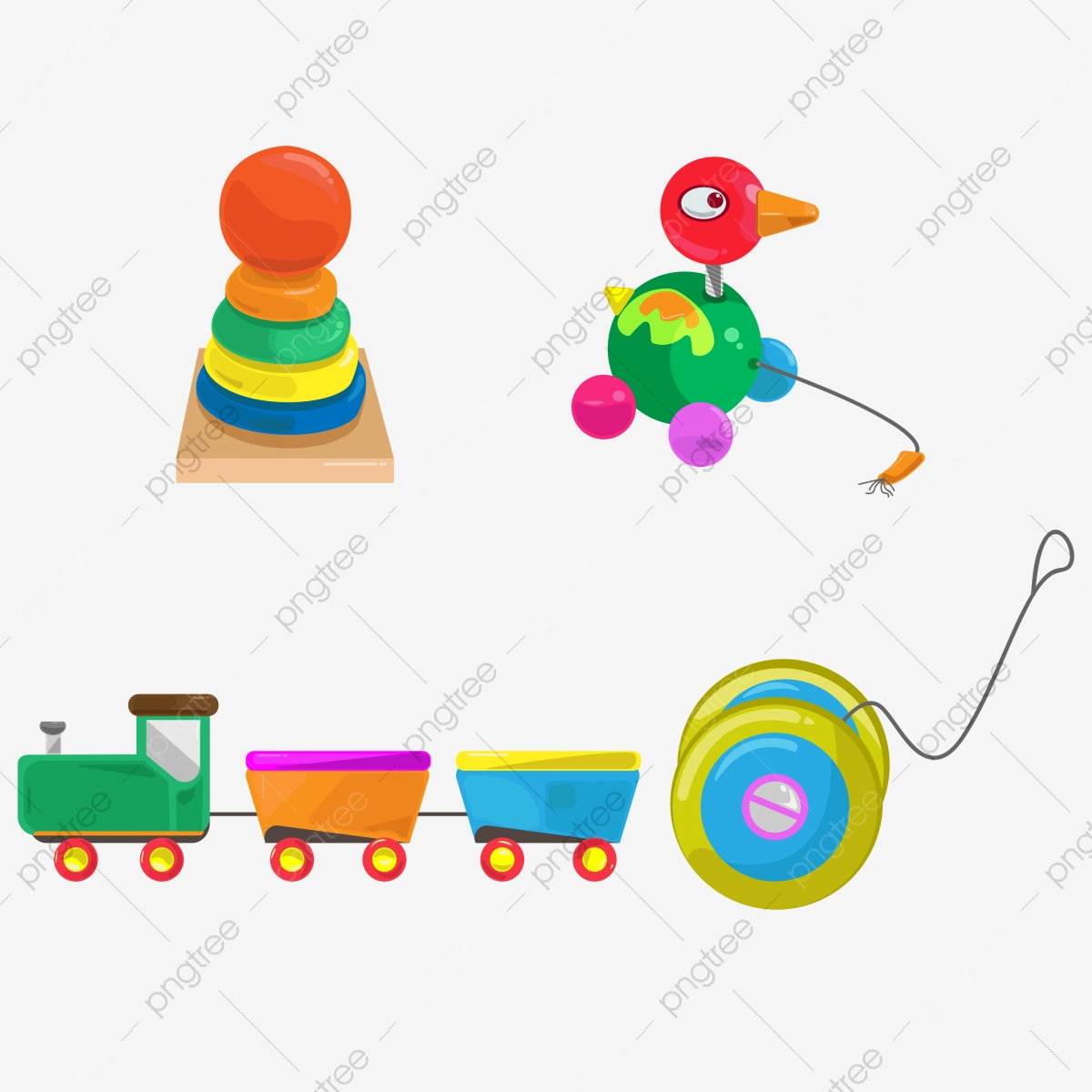 Early education blocks car. Toddler clipart building block