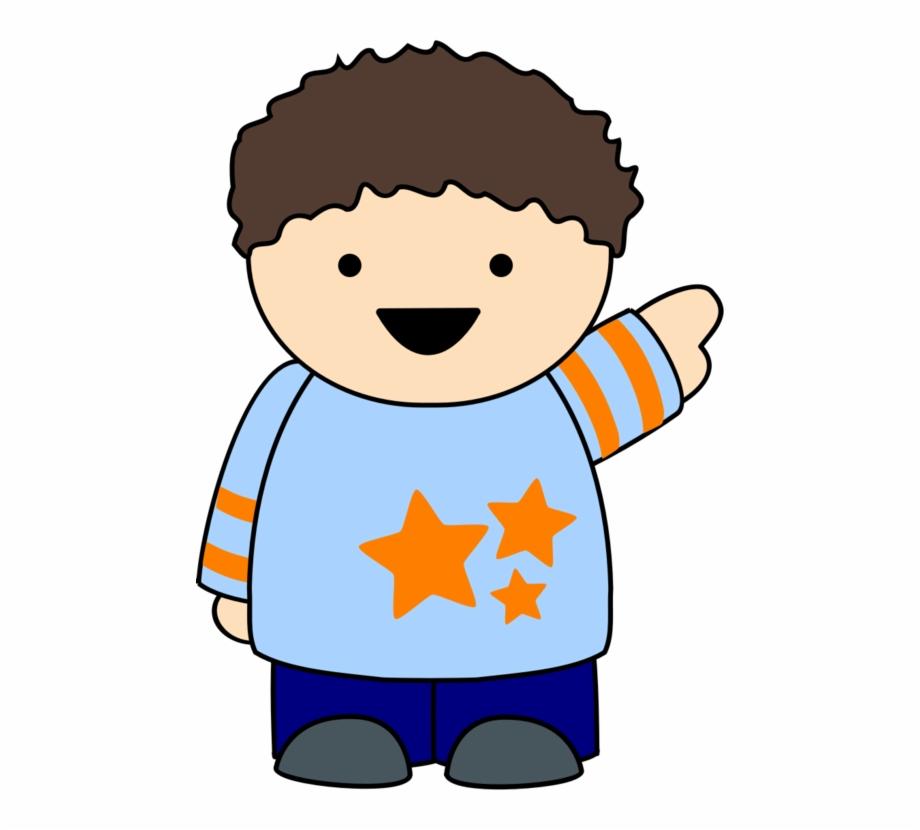Boy child download pointing. Toddler clipart toodler