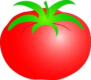 . 7 clipart tomato