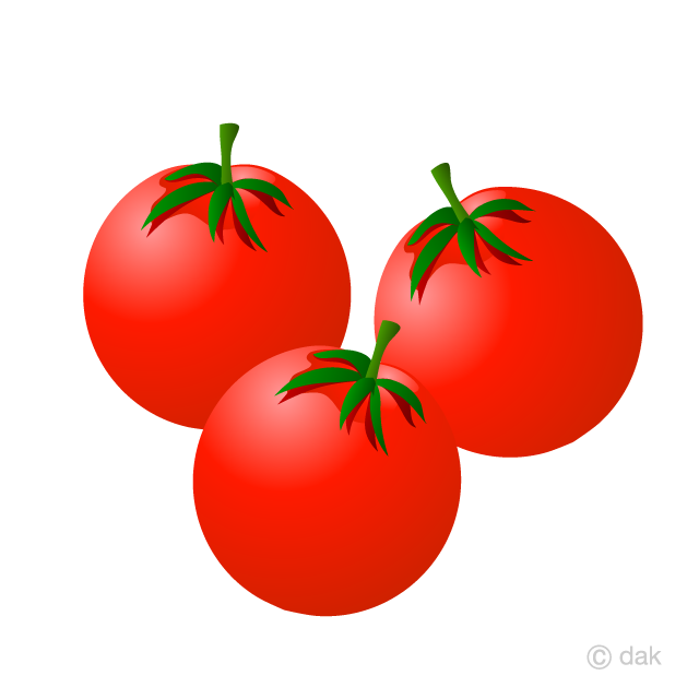 Cherry free picture illustoon. Tomatoes clipart