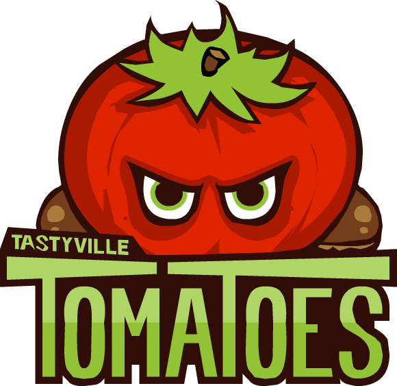 tomatoes clipart angry