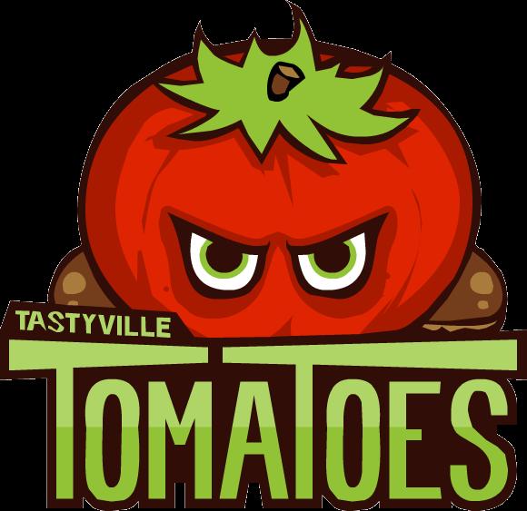 Tastyville flipline studios wiki. Tomatoes clipart angry