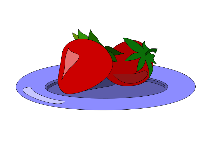 Free cute plate cliparts. Tomatoes clipart animated