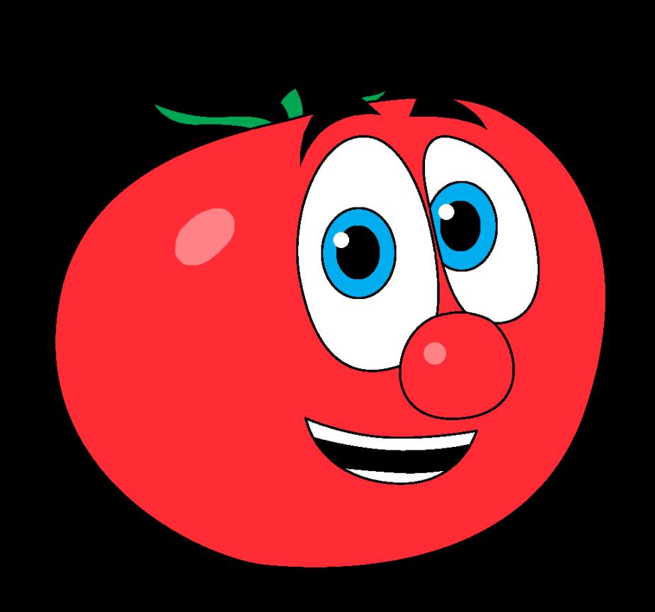 Tomatoes clipart bob. Vtith the tomato dress