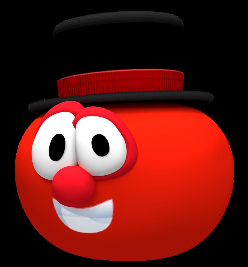 The tomato in a. Tomatoes clipart bob