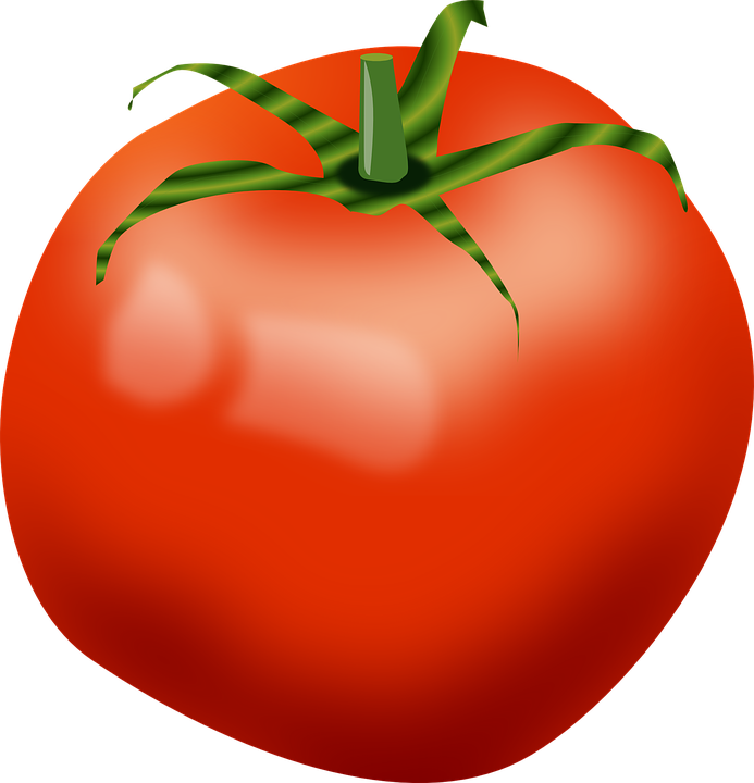 Healthy food tomate free. Tomatoes clipart coloring page