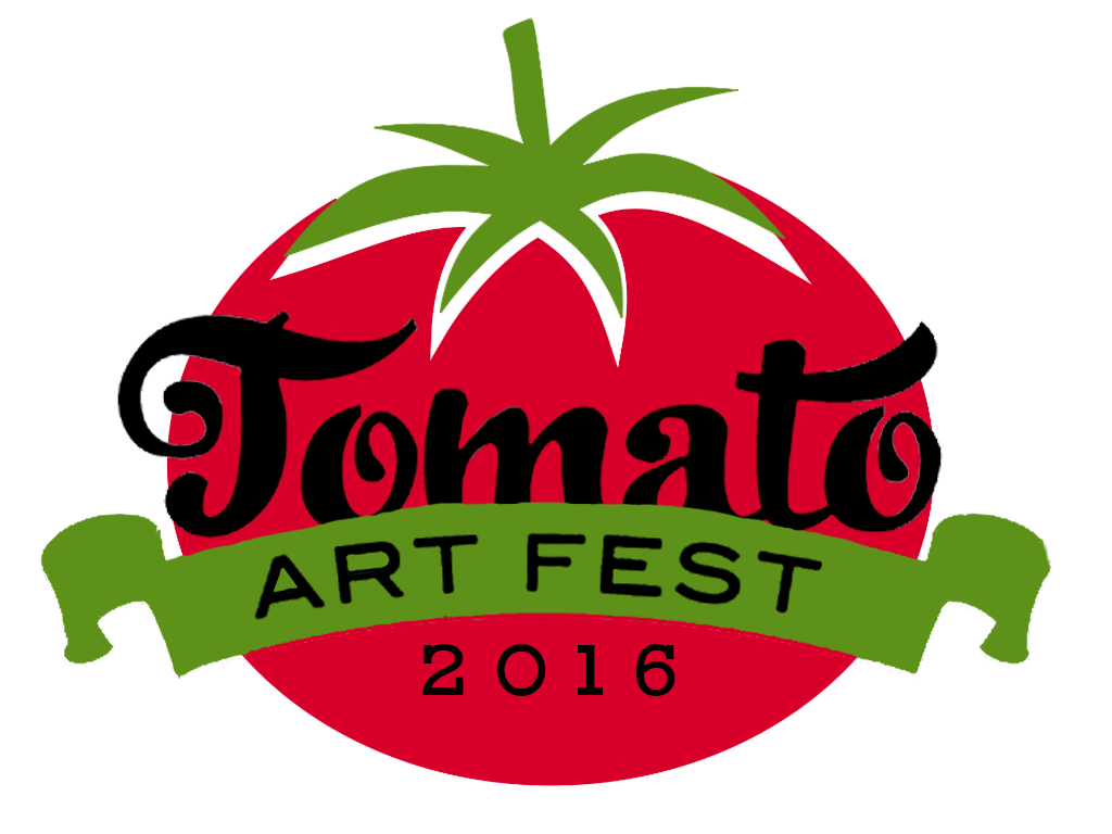 Tomato art fest presented. Tomatoes clipart fun