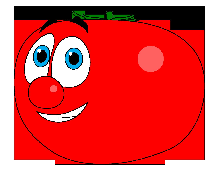 Vtith bob the tomato. Tomatoes clipart fun