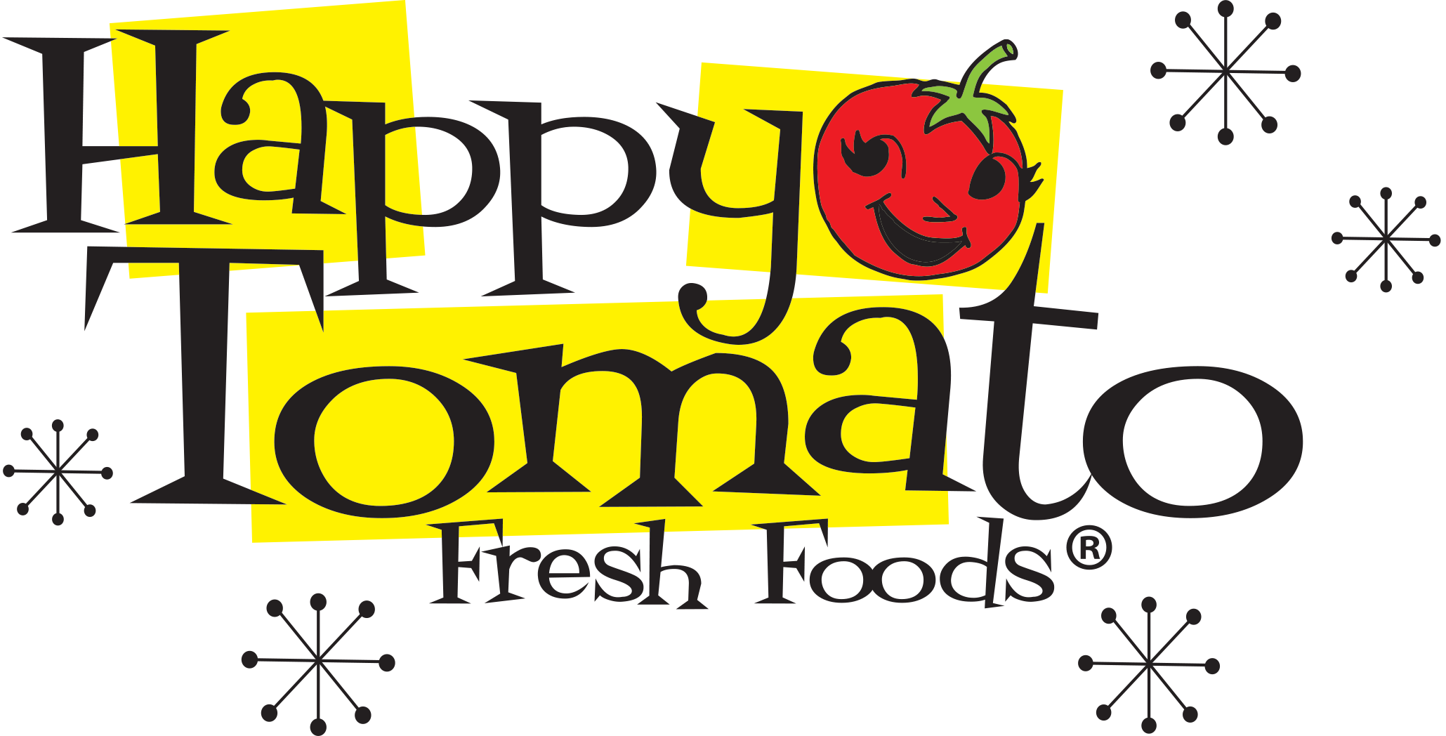 Fresh foods salsa is. Tomatoes clipart happy tomato